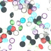 Resin sparkling crystals - choice of colours available